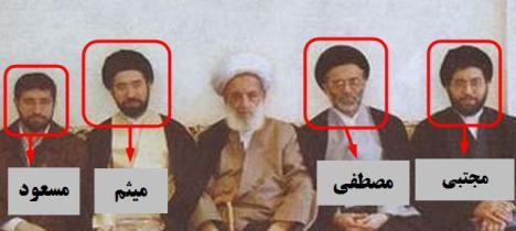 Mojtaba-Khamenei