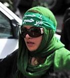 تظاهرات سبز روز قدس