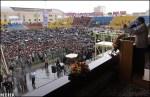 Ahmadinejad's Speech in Tabriz