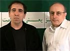محسن سازگارا و محسن مخملباف