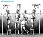 کاریکاتور مانا نیستانی - سربداران