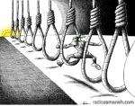 کاریکاتور مانا نیستانی - دو با مانع !