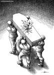 کاریکاتور مانا نیستانی - تولدی دیگر!