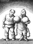 کاریکاتور مانا نیستانی - روز زن!